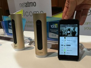 Netatmo Welcome: Webcam per la sicurezza della casa