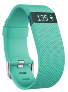 Fitbit Charge HR: activity tracker con cardiofrequenzimetro