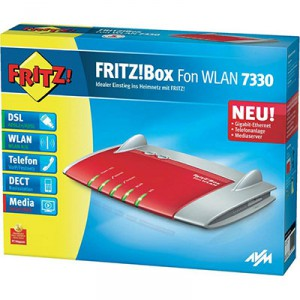 Router Fritz!Box 7330: filtro parental control