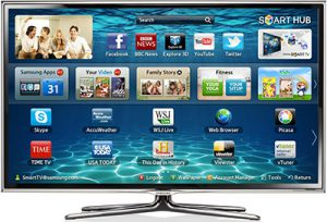 Smart TV Samsung: impossibile installare Silverlight