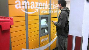Amazon Locker: punti di ritiro self service