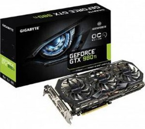 Problema Gigabyte nvidia geforce gtx 980 e Windows 10