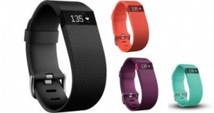 Fitbit Charge HR: visualizzare cuore nel display